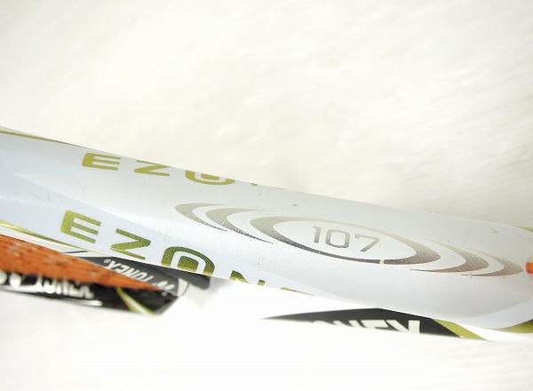 【1円】 中古 YONEX EZONE Xi 107 107inch2 G1 テニスラケット ヨネックス スポーツ O2549375_画像8
