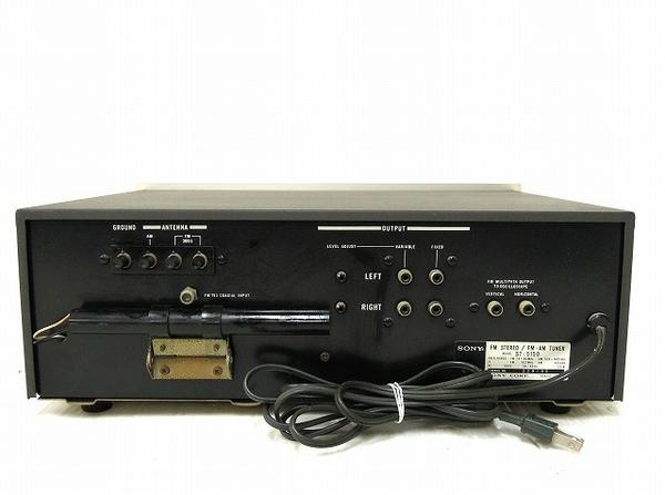 【1円】 中古 SONY ST-5150 FM/AM チューナー ESシリーズ オーディオ O2491815_画像6