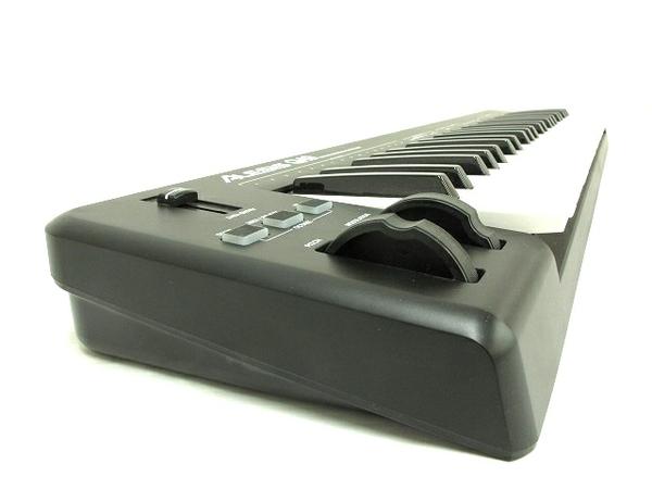 ジャンク ALESIS Q49 フルサイズ 49鍵 キーボード USB/MIDI コントローラー 中古 T2579759_画像3