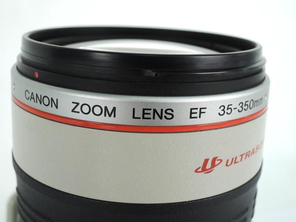 中古 Canon キャノン EF 35-350mm 1:3.5-5.6 L レンズY2583715_画像6