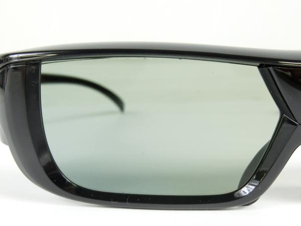 ジャンク SHARP シャープ AQUOS AN-3DG20-B 3Dメガネ ブラック K2536455_画像7