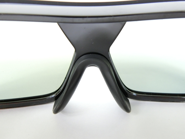 ジャンク SHARP シャープ AQUOS AN-3DG20-B 3Dメガネ ブラック K2536455_画像10