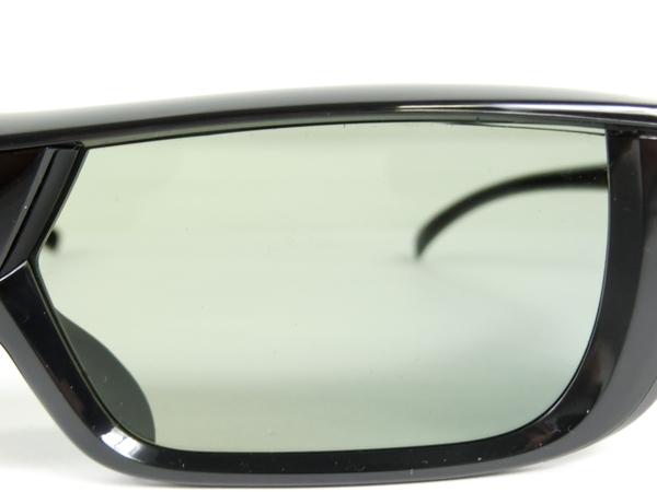 ジャンク SHARP シャープ AQUOS AN-3DG20-B 3Dメガネ ブラック K2536455_画像8