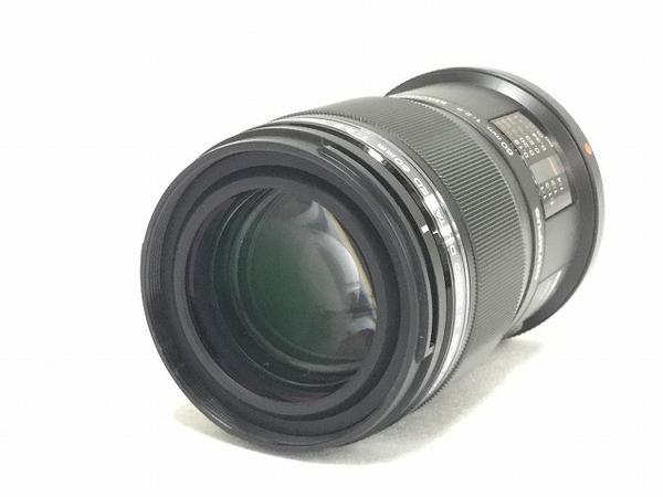ジャンク OLYMPUS M.ZUIKO DIGITAL 60mm F2.8 MACRO ED MSC カメラ 一眼 レンズ T2588547