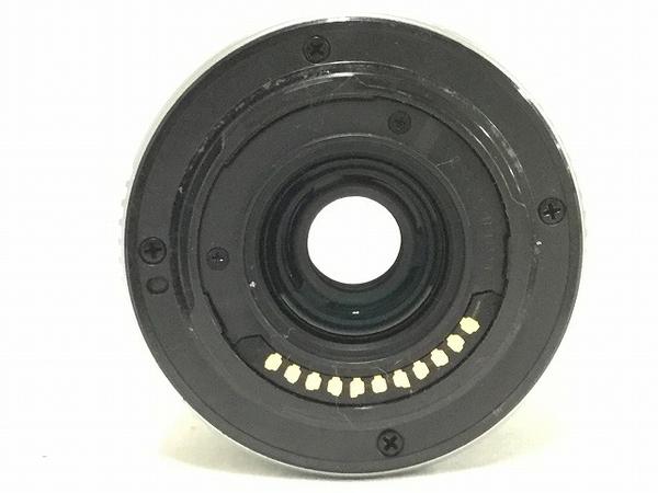 中古 OLYMPUS PEN E-P3 ツインレンズキット シルバー 本体 ボディ レンズ 一眼 T2588545_画像9