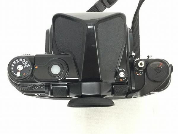 ジャンク PENTAX 67 TTL ファインダー 中判カメラ 400mm レンズ付き 中古 カメラ T2588542_画像4