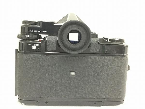 ジャンク PENTAX 67 TTL ファインダー 中判カメラ 400mm レンズ付き 中古 カメラ T2588542_画像3