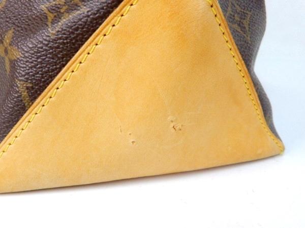 ルイ・ヴィトン LOUIS VUITTON カバ・メゾ ショルダー バッグ モノグラム 中古 M51151 Y2562210_画像8