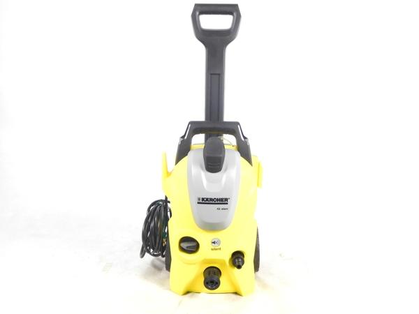 中古 ケルヒャー K3 SILENT 高圧洗浄機 洗車 お掃除 清掃 自宅 生活 K2573304_画像2