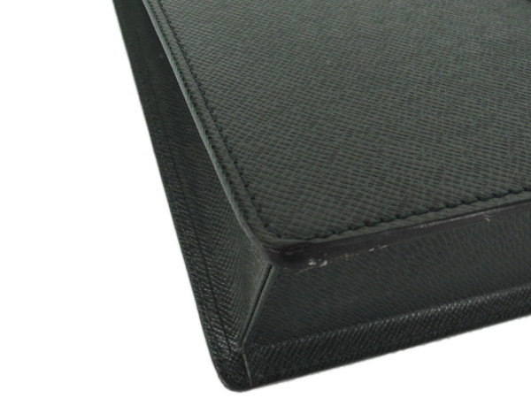 ルイ・ヴィトン LOUIS VUITTON タイガ M30052 ポルト ドキュマン・ロザン 書類鞄 Y2586738_画像7