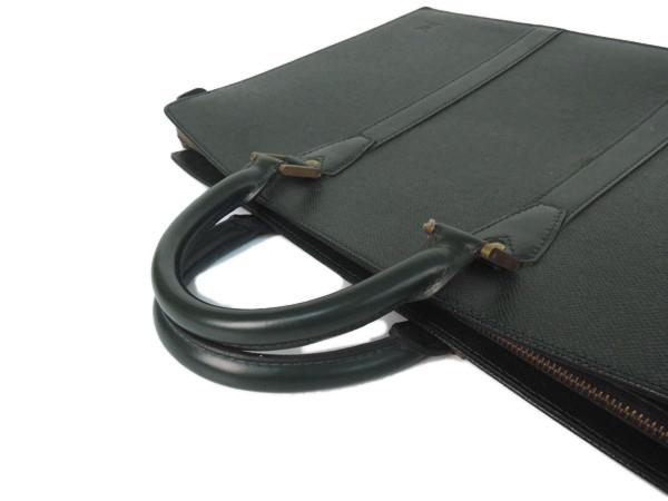 ルイ・ヴィトン LOUIS VUITTON タイガ M30052 ポルト ドキュマン・ロザン 書類鞄 Y2586738_画像5