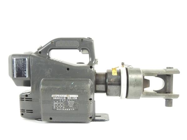 ジャンク IZUMI REC-325A 電動 油圧式 工具Y2583871_画像3