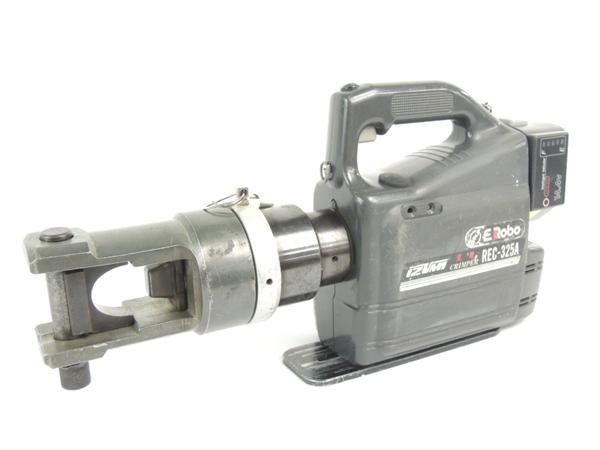ジャンク IZUMI REC-325A 電動 油圧式 工具Y2583871