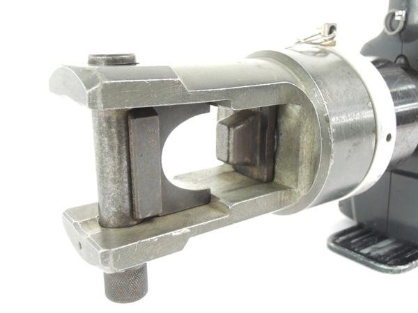 ジャンク IZUMI REC-325A 電動 油圧式 工具Y2583871_画像4