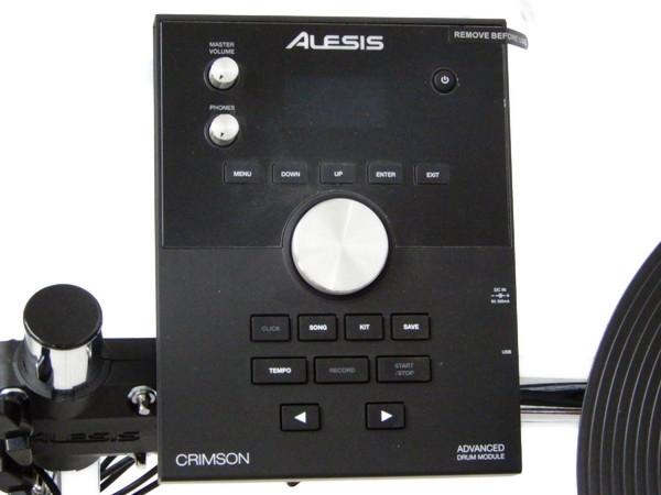 中古 Alesis Crimson Mesh Kit 電子 ドラム 楽器 電ドラ Y2591550_画像2