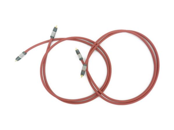 【1円】 中古 Audio Tecnica ALL PCOCC AUDIO CABLE 1m ペア F2458858