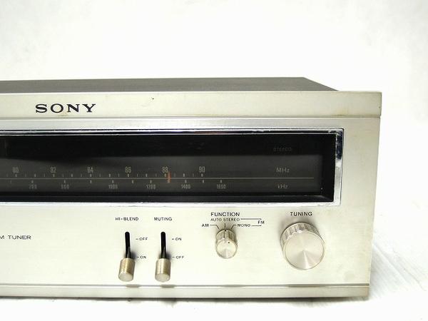 【1円】 中古 SONY ST-5150 FM/AM チューナー ESシリーズ オーディオ O2491815_画像3