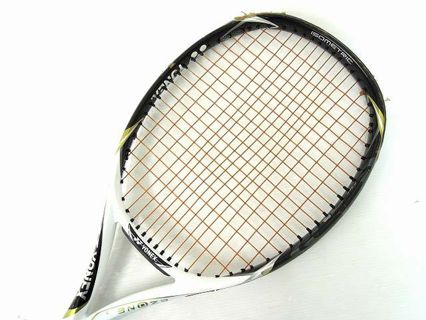 【1円】 中古 YONEX EZONE Xi 107 107inch2 G1 テニスラケット ヨネックス スポーツ O2549375_画像2