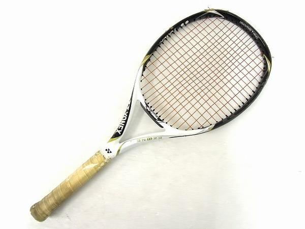【1円】 中古 YONEX EZONE Xi 107 107inch2 G1 テニスラケット ヨネックス スポーツ O2549375