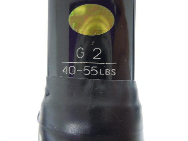 【1円】 訳あり YONEX ヨネックステニスラケット TOUGHLEX RDiS500 G2 O2558612_画像5