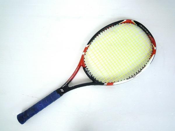 【1円】 訳あり YONEX ヨネックステニスラケット TOUGHLEX RDiS500 G2 O2558612