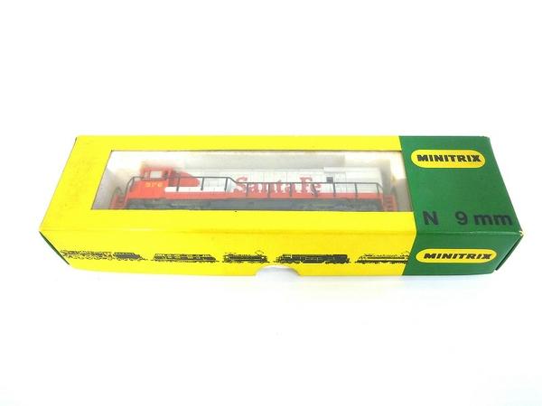 【1円】 中古 MINITRIX 51 2006 00 外国車両 鉄道模型 Nゲージ 動作品 ミニトリックス O2568252_画像10