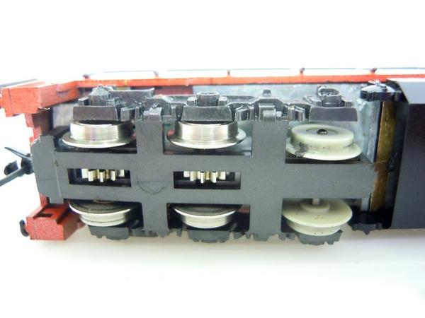 【1円】 中古 MINITRIX 51 2006 00 外国車両 鉄道模型 Nゲージ 動作品 ミニトリックス O2568252_画像8