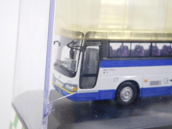 ジャンク クラブ バスラマ 1/76 JR北海道バス JR東北バス JR関東バス セット 三菱ふそう エアロキング 日野セレガR FD K2594104_画像3