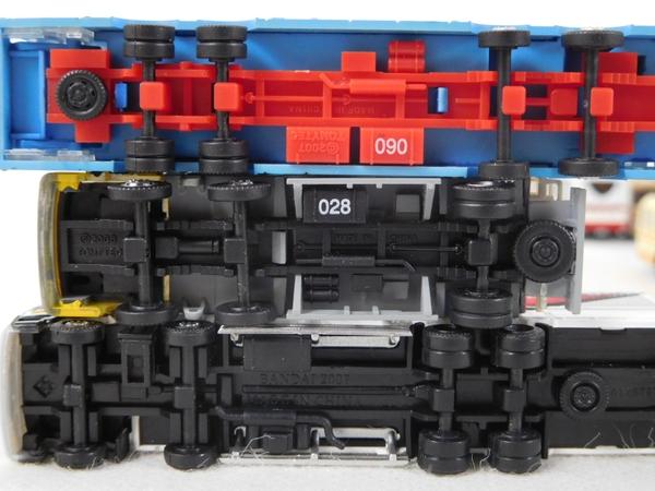 ジャンク TOMYTEC KYOSHO 京商 バス 大量 セット おまけ 消防車 トラック 他 K2594228_画像7