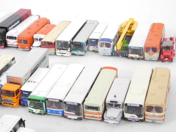 ジャンク TOMYTEC KYOSHO 京商 バス 大量 セット おまけ 消防車 トラック 他 K2594228_画像5
