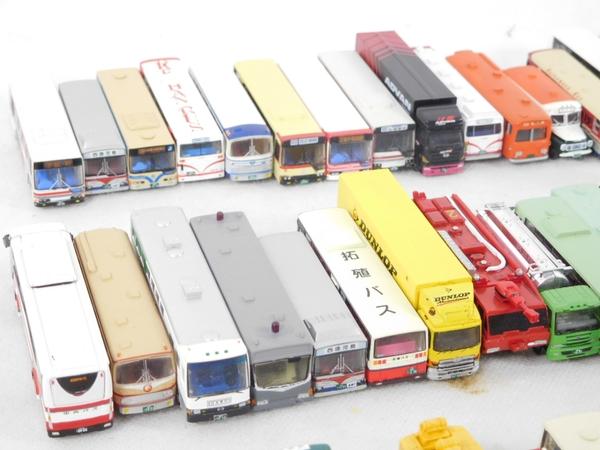 ジャンク TOMYTEC KYOSHO 京商 バス 大量 セット おまけ 消防車 トラック 他 K2594228_画像6