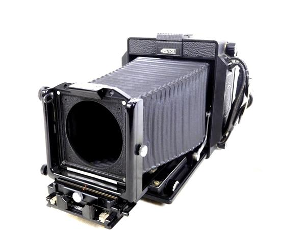 中古 HORSEMAN ホースマン 45FA フィールドカメラ ボディ 良好 K2589553