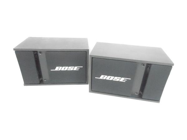 中古 BOSE MUSICMONITOR II 301 スピーカー ペア オーディオ機器 N2580781
