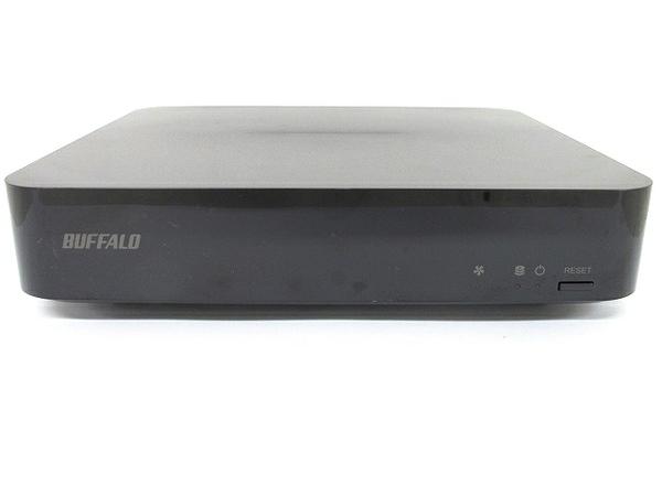 中古 BUFFALO HDT-AVU3/V HDT-AV4.0TU3/V 外付け ハードディスク HDD 4TB T2574094