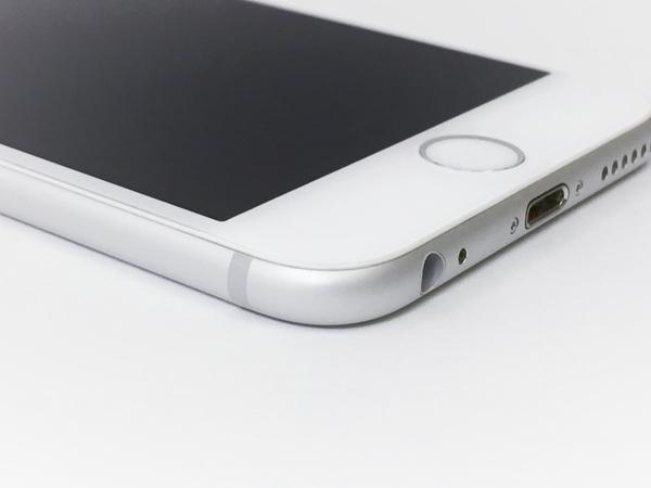 中古 Apple iPhone 6 MG482J/A 16GB au シルバー 4.7型 スマートフォン T2575737_画像3
