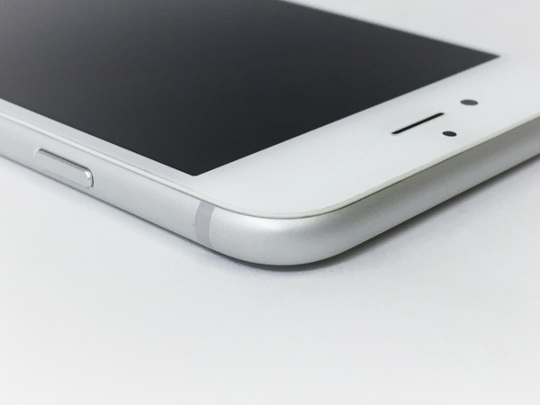 中古 Apple iPhone 6 MG482J/A 16GB au シルバー 4.7型 スマートフォン T2575737_画像5