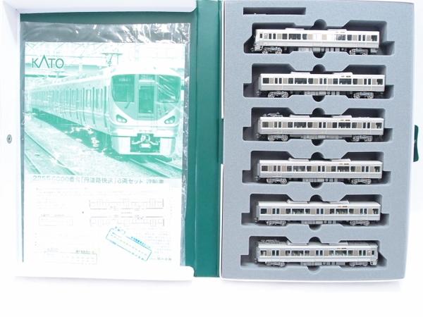 中古 KATO カトー 10-1201 225系6000番台 丹波路快速 6両 セット 鉄道 模型 Nゲージ S2589665_画像4