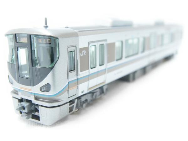 中古 KATO カトー 10-1201 225系6000番台 丹波路快速 6両 セット 鉄道 模型 Nゲージ S2589665