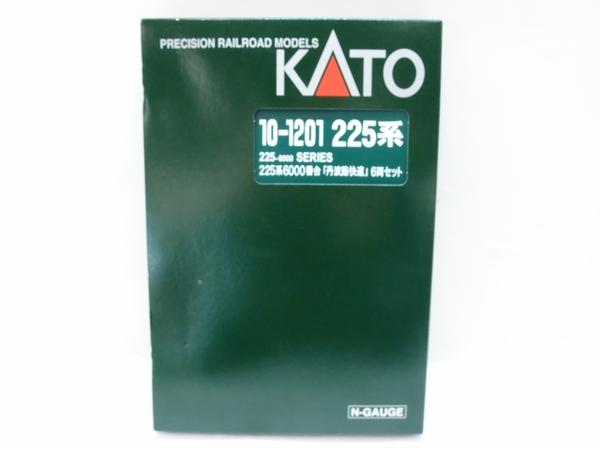 中古 KATO カトー 10-1201 225系6000番台 丹波路快速 6両 セット 鉄道 模型 Nゲージ S2589665_画像3
