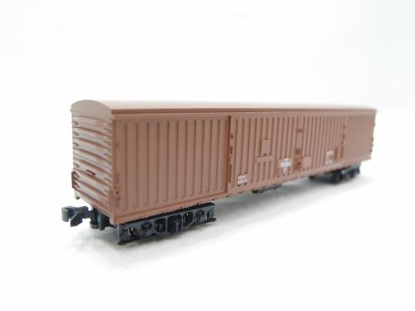 中古 KATO 8010 ワキ5500 貨車 10両 セット 鉄道模型 S2588214