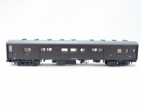 中古 KATO カトー 10-898 郵便・荷物列車〈東北〉 6両セット 鉄道模型 NゲージS2589651_画像2