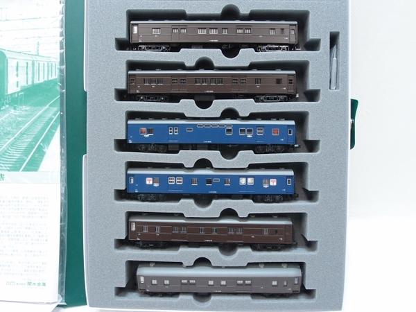 中古 KATO カトー 10-898 郵便・荷物列車〈東北〉 6両セット 鉄道模型 NゲージS2589651_画像4