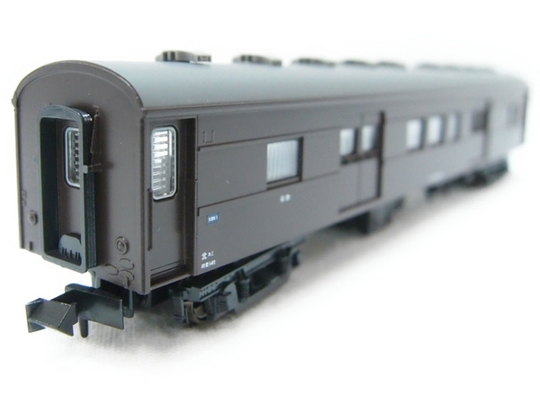 中古 KATO カトー 10-898 郵便・荷物列車〈東北〉 6両セット 鉄道模型 NゲージS2589651