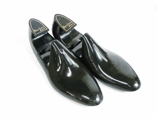 美品 Berluti Alessandro Démesure ベルルッティ アレクサンドロ レースアップ ビジネスシューズ 黒 ブラック 革靴 T2595058_画像9