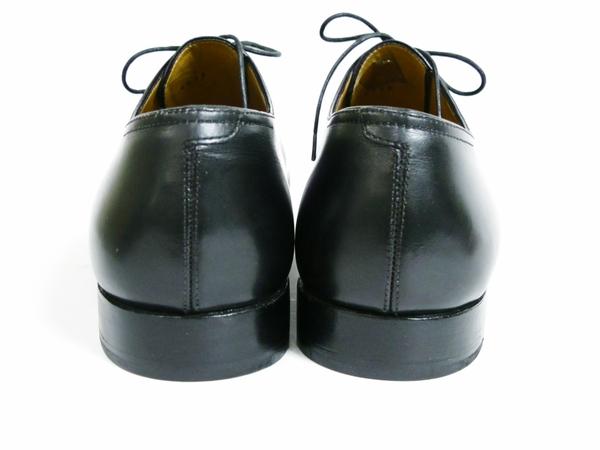 美品 Berluti Alessandro Démesure ベルルッティ アレクサンドロ レースアップ ビジネスシューズ 黒 ブラック 革靴 T2595058_画像3