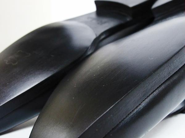 美品 Berluti Alessandro Démesure ベルルッティ アレクサンドロ レースアップ ビジネスシューズ 黒 ブラック 革靴 T2595058_画像7