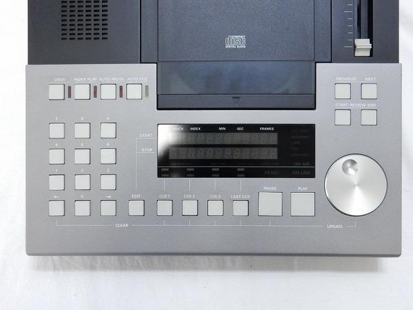 中古 スタジオ業務用 CD Player ストゥーダ STUDER D730 CDS SERIES コンパクト ディスク プレーヤー S2592414_画像3