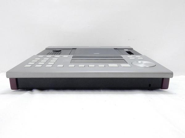 中古 スタジオ業務用 CD Player ストゥーダ STUDER D730 CDS SERIES コンパクト ディスク プレーヤー S2592414_画像5