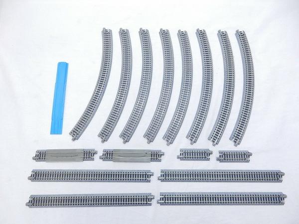 ジャンク KATO カトー 20-865 10-018 Nゲージ スターターセット 線路 セット 鉄道模型 コレクション ホビー 趣味S2595965_画像9