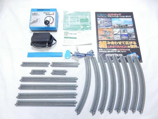 ジャンク KATO カトー 20-865 10-018 Nゲージ スターターセット 線路 セット 鉄道模型 コレクション ホビー 趣味S2595965_画像7